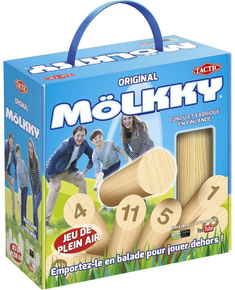 Tactic- Mölkky Original, 54922